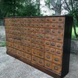 antique bank of drawer, antiques west sussex